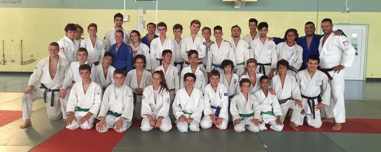 shimizu club judo Sorgues Vaucluse
